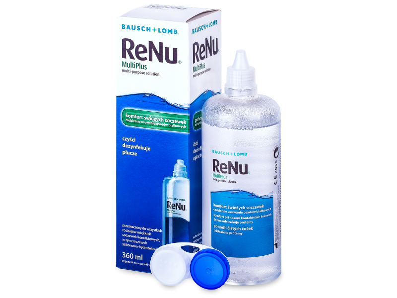 Image of   ReNu MultiPlus Solution 360 ml
