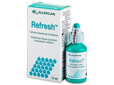 Refresh Øjendråber 15 ml