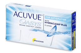 Acuvue Oasys for Astigmatism (6linser) - Acuvue DONT USE