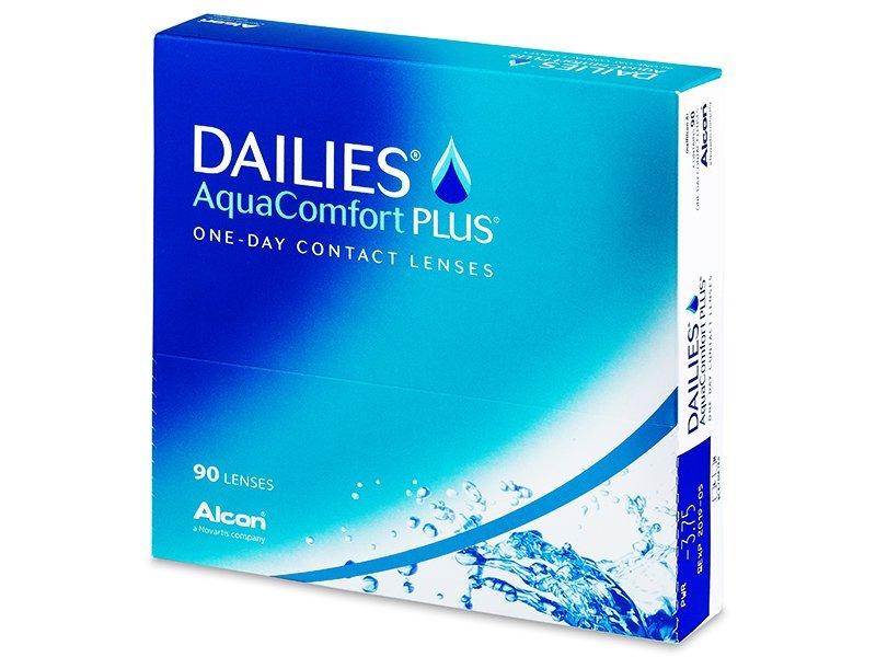 Image of Dailies Aqua Comfort Plus (90 linser)