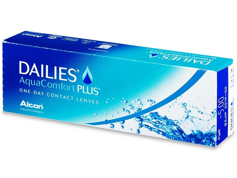 Image of Dailies AquaComfort Plus (30 linser)