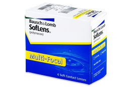 SofLens Multi-Focal (6linser) - Bausch and Lomb