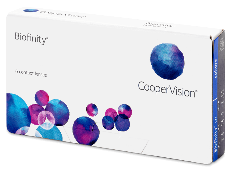 Image of   Biofinity (6 linser)