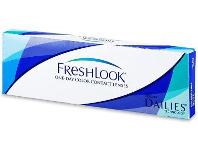 FreshLook One Day Color - Uden styrke (10linser)