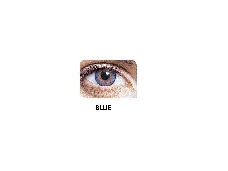 498f86b7c6f6 Køb FreshLook One Day Color – Med styrke (10 linser) for DKK