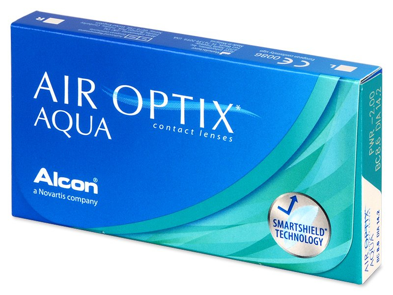 Image of   Air Optix Aqua (6 linser)