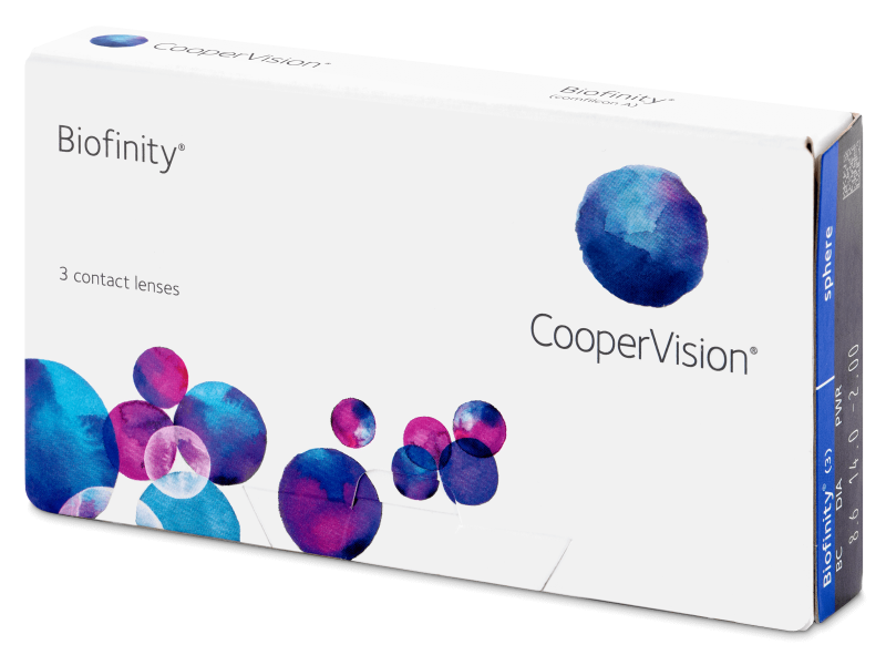 Image of   Biofinity (3 linser)