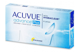 Acuvue Advance PLUS (6 linser) - Acuvue DONT USE