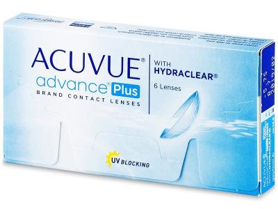 Acuvue Advance PLUS (6linser)