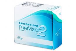 PureVision 2 (6linser) - Bausch and Lomb