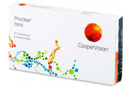 Proclear Toric (6 linser) - Cooper Vision