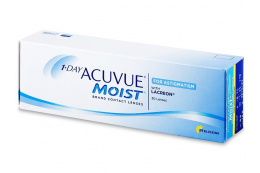 1 Day Acuvue Moist for Astigmatism (30 linser) - Acuvue DONT USE