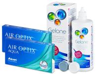 alensa.dk - Kontaktlinser - Air Optix Aqua (2x3linser)