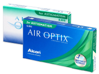 alensa.dk - Kontaktlinser - Air Optix for Astigmatism